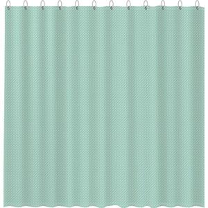 Шторка для ванной Fixsen зеленый, 180x180 см (FX-3003F) штора для ванной 180 180 см пэт однотонный 10 40