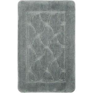 Коврик для ванной Fixsen серый, 50x80 см (FX-5002K)