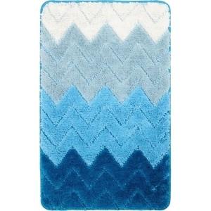 Коврик для ванной Fixsen голубой, 50x70 см (FX-5003C)