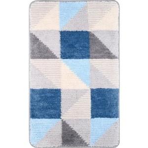Коврик для ванной Fixsen голубой, 50x70 см (FX-5005X)