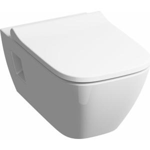 Комплект Geberit Renova Plan Rimfree , с сиденьем микролифт (500.378.01.1, 500.692.01.1) фото