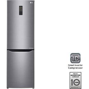 лучшая цена Холодильник LG GA-B419SMHL