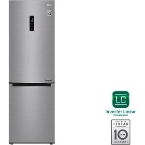 Холодильник LG GA-B459MMDZ холодильник lg ga b499yecz