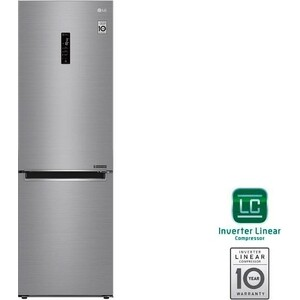 лучшая цена Холодильник LG GA-B459MMDZ