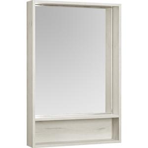 Зеркальный шкаф Акватон Флай 60 дуб крафт (1A237602FA860)