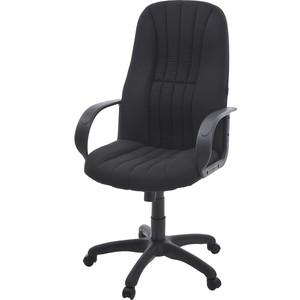 Кресло Фабрикант Стаффорд ткань мебельная ТК-1 черный PL 680