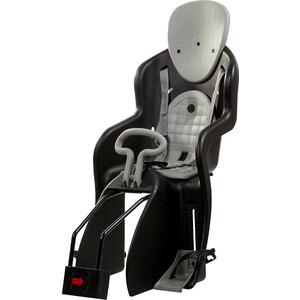цена на Детское велосипедное кресло GHBIKE GH-511BLK, быстросъемное, крепеж на подседельную трубу сзади, черное
