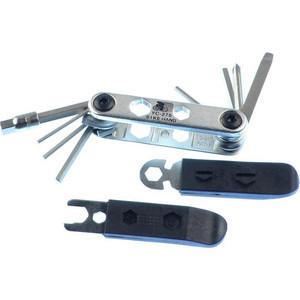 Ключи Bike Hand шестигранники 16 в 1 YC-275, 2/2.5/3/4/5/6mm+T25