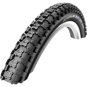 Покрышка SCHWALBE MAD MIKE BMX K-Guard, 57-406.20х2.125, B/B HS137 SBC, черная 11117400.01V