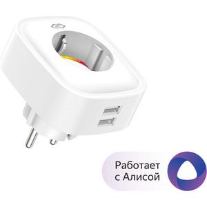 Фото - Умная розетка Digma DiPlug 300 EU VDE Wi-Fi белый электрический накопительный водонагреватель thermex if 80 v pro wi fi