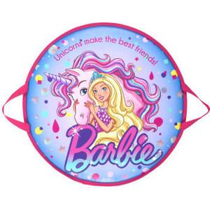Ледянка 1Toy Barbie 52 см круглая