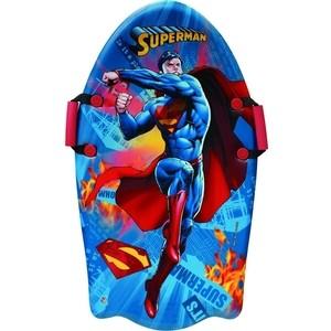 Ледянка 1Toy WB SUPERMAN 92 см классическая с плотными ручками