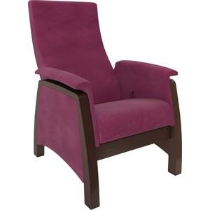 Кресло-глайдер Мебель Импэкс Balance 1 орех/ Verona cyklam