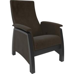 Кресло-глайдер Мебель Импэкс Balance 1 венге/ Verona wenge