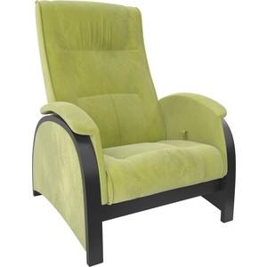 Кресло-глайдер Мебель Импэкс Balance 2 венге/ Verona apple green
