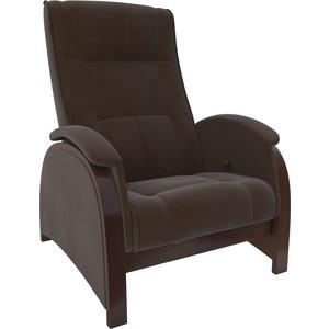 Кресло-глайдер Мебель Импэкс Balance 2 орех/ Verona brown