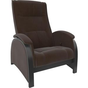 Кресло-глайдер Мебель Импэкс Balance 2 венге/ Verona brown