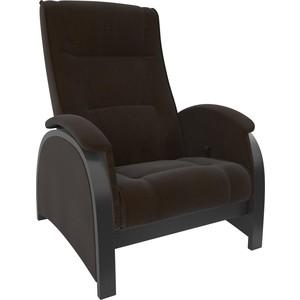 Кресло-глайдер Мебель Импэкс Balance 2 венге/ Verona wenge