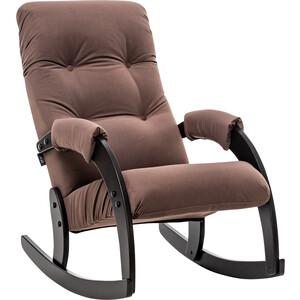 Кресло-качалка Мебель Импэкс Модель 67 венге/ Verona brown