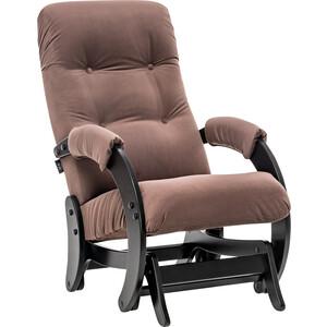 Кресло-качалка Мебель Импэкс Модель 68 венге/ Verona brown
