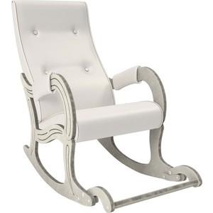 Кресло-качалка Мебель Импэкс Модель 707 дуб шампань/патина, к/з Mango 002 сумка mango mango ma002bwvux53