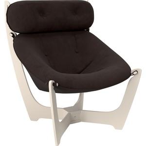 Кресло для отдыха Мебель Импэкс Модель 11 дуб шампань, ткань Verona wenge фото