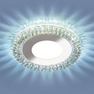 Встраиваемый светодиодный светильник Elektrostandard 4690389120329 цена в Москве и Питере