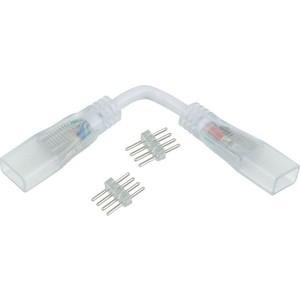 Переходник гибкий для ленты Elektrostandard 4690389084690 гибкий переходник курс 57625