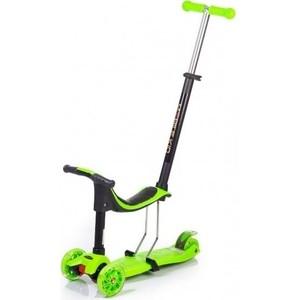 Самокат Mobile Kid MULTICO-GREEN- зеленый
