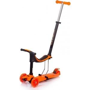 Самокат Mobile Kid MULTICO-ORANGE- оранжевый
