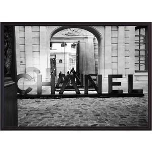 Постер в рамке Дом Корлеоне Chanel 50x70 см