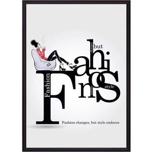 Постер в рамке Дом Корлеоне Fashion 50x70 см