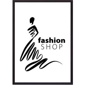 Постер в рамке Дом Корлеоне Fashion shop 50x70 см