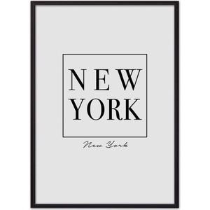 Постер в рамке Дом Корлеоне New-York 21x30 см фото