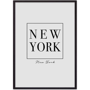 Постер в рамке Дом Корлеоне New-York 50x70 см цена 2017