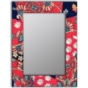 Настенное зеркало Дом Корлеоне Август 50x65 см