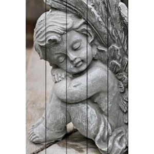 Картина на дереве Дом Корлеоне Ангел 60x90 см вулф т взгляни на дом свой ангел
