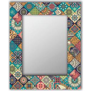 Настенное зеркало Дом Корлеоне Арабская плитка 80x80 см