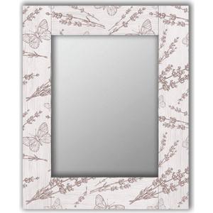 Настенное зеркало Дом Корлеоне Бабочки 75x140 см