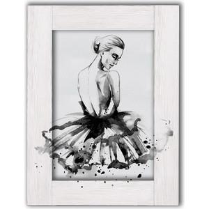 Картина с арт рамой Дом Корлеоне Балерина 45x55 см