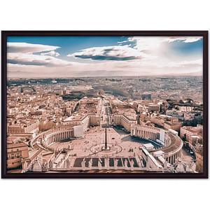 Постер в рамке Дом Корлеоне Ватикан 21x30 см