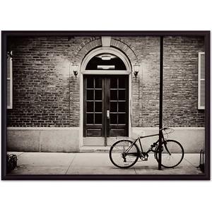 Постер в рамке Дом Корлеоне Велосипед 40x60 см фото