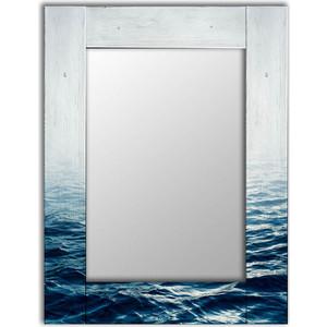 Настенное зеркало Дом Корлеоне Вода 80x80 см