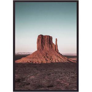 Постер в рамке Дом Корлеоне Гора Аризона 40x60 см