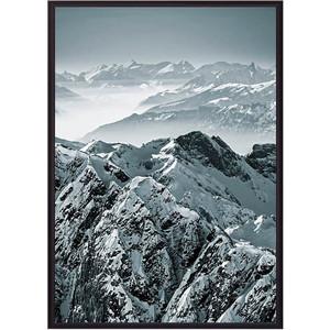 Постер в рамке Дом Корлеоне Горы 40x60 см