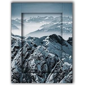 Картина с арт рамой Дом Корлеоне Горы 70x90 см картина с арт рамой дом корлеоне ожидание 70x90 см