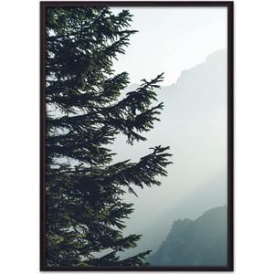 Постер в рамке Дом Корлеоне Елка 21x30 см