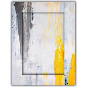 Картина с арт рамой Дом Корлеоне Желтый, серый и белый 60x80 см зрительная труба veber snipe super 20 60x80 gr zoom