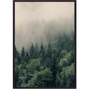 Постер в рамке Дом Корлеоне Зеленый лес 50x70 см постер в рамке дом корлеоне зеленый лес 21x30 см