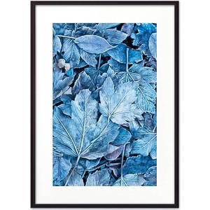 Постер в рамке Дом Корлеоне Кленовые листья 30x40 см фото